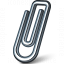 Paperclip Icon 64x64
