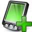 Pda 2 Add Icon 64x64