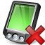 Pda 2 Delete Icon 64x64