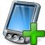Pda Add Icon 64x64