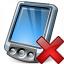 Pda Delete Icon 64x64