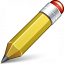 Pencil Icon 64x64
