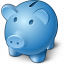 Piggy Bank Icon 64x64