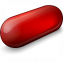 Pill 2 Red Icon 64x64