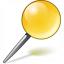 Pin Yellow Icon 64x64