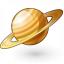 Planet Icon 64x64
