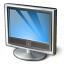 Plasma Tv Icon 64x64