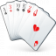 Playing Cards Icon 64x64