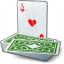 Playing Cards Deck Icon 64x64
