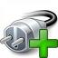 Plug Add Icon 64x64
