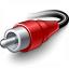 Plug Cinch Red Icon 64x64