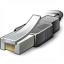 Plug Lan Icon 64x64