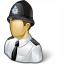 Policeman Bobby Icon 64x64