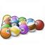 Pool Balls 2 Icon 64x64