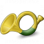 Post Horn Icon 64x64