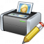 Printer 3 Edit Icon 64x64
