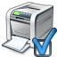 Printer Preferences Icon 64x64