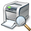 Printer View Icon 64x64