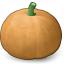Pumpkin Icon 64x64