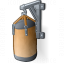 Punching Bag Icon 64x64