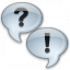 Question And Answer Icon 64x64