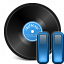 Record Pause Icon 64x64