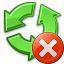 Recycle Error Icon 64x64