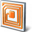 Rfid Chip Icon 64x64
