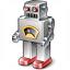 Robot Icon 64x64