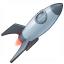 Rocket Icon 64x64