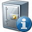 Safe Information Icon 64x64