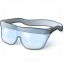 Safety Glasses Icon 64x64