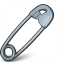 Safety Pin Icon 64x64