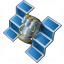 Satellite Icon 64x64