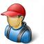 Schoolboy Icon 64x64