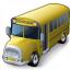 Schoolbus Icon 64x64