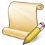 Scroll 2 Edit Icon 64x64
