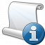 Scroll Information Icon 64x64
