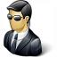 Security Agent Icon 64x64
