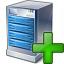 Server Add Icon 64x64