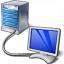 Server Client 2 Icon 64x64