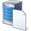 Server Document Icon 64x64