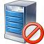 Server Forbidden Icon 64x64