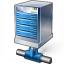 Server Network Icon 64x64