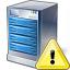 Server Warning Icon 64x64