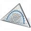 Set Square Icon 64x64