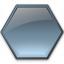 Shape Hexagon Icon 64x64
