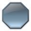 Shape Octagon Icon 64x64