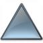 Shape Triangle Icon 64x64