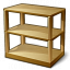 Shelf Empty Icon 64x64